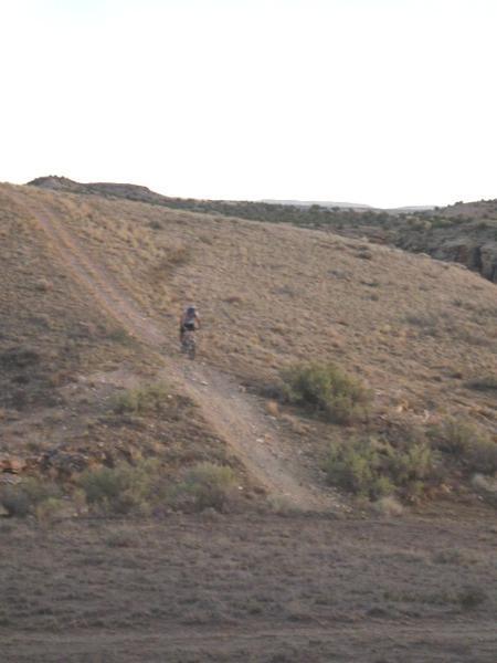 Gunnison River Bluffs Trail System